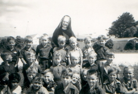 Holy Cross 1954