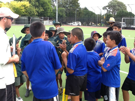 Boys' Cricket Team Wins Papatoetoe Zones