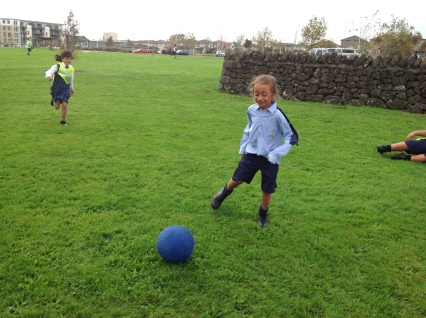 Great dribbling skills