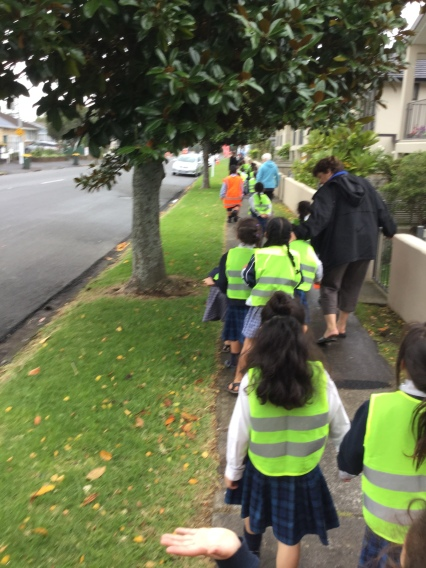 Heading for the Youthline Building