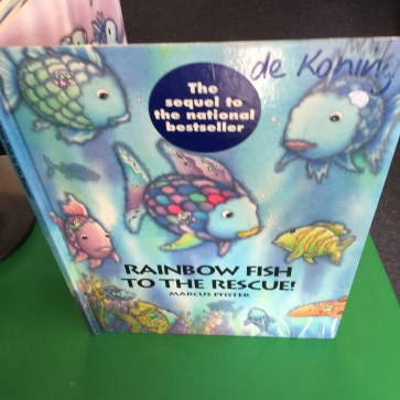 The Rainbow Fish Book