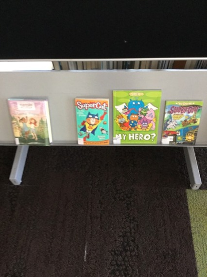 Special book display