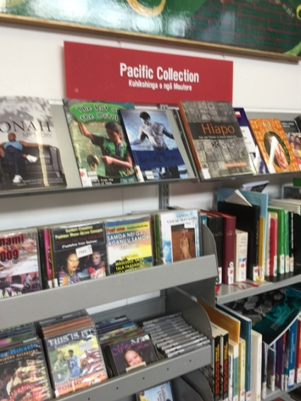The Pasifika collection