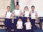 Room 12 Sacrament Certificates
