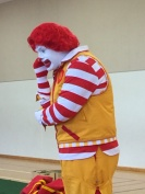 He had heard all Ronald had said and remembered all the Road Safety ideas