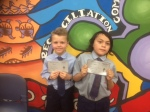 Judah and Daniel Silver Award for Multiplication