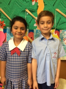 Room 5 Class Leaders
