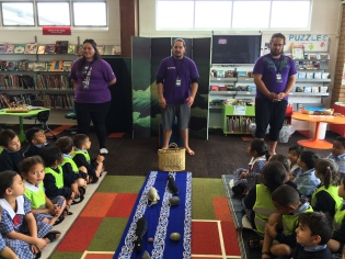 Our teachers from the Museum