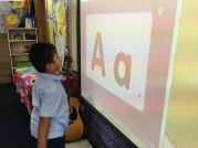 Phonics on the ActivBoard
