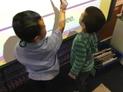 Working on the ActivBoard