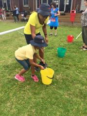 Pompallier on the Water Carriers activity.