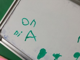 Oops - I spelled in as ni! I can fix it up!