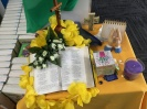 Rangimarie prayer table