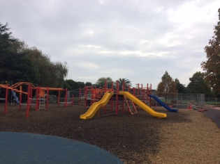 The playground equipment