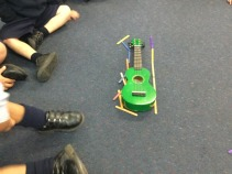 Comparing the measuring using curves adn straight lines