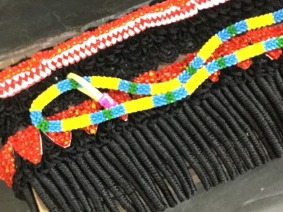 Woven accessories to wear