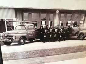 The old Papatoetoe Fire Station - Past