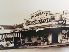 McCauley's Modern Foodmarket - Past