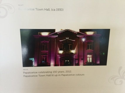 Papatoetoe Town Hall 150 Years 2012 - Present