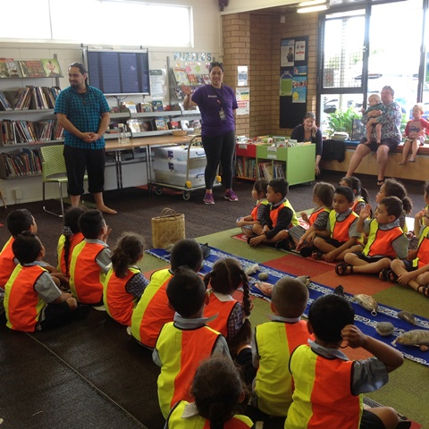 The Papatoetoe Library