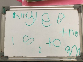 My sight words