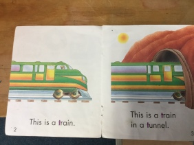 This is a train.